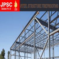 International Building Code  Steel structure against fire